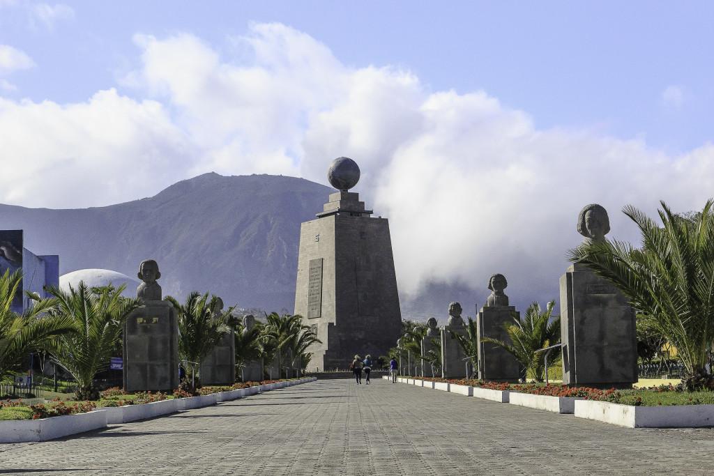 Denkmal Mitad del Mundo