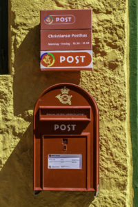 Post in Christianso