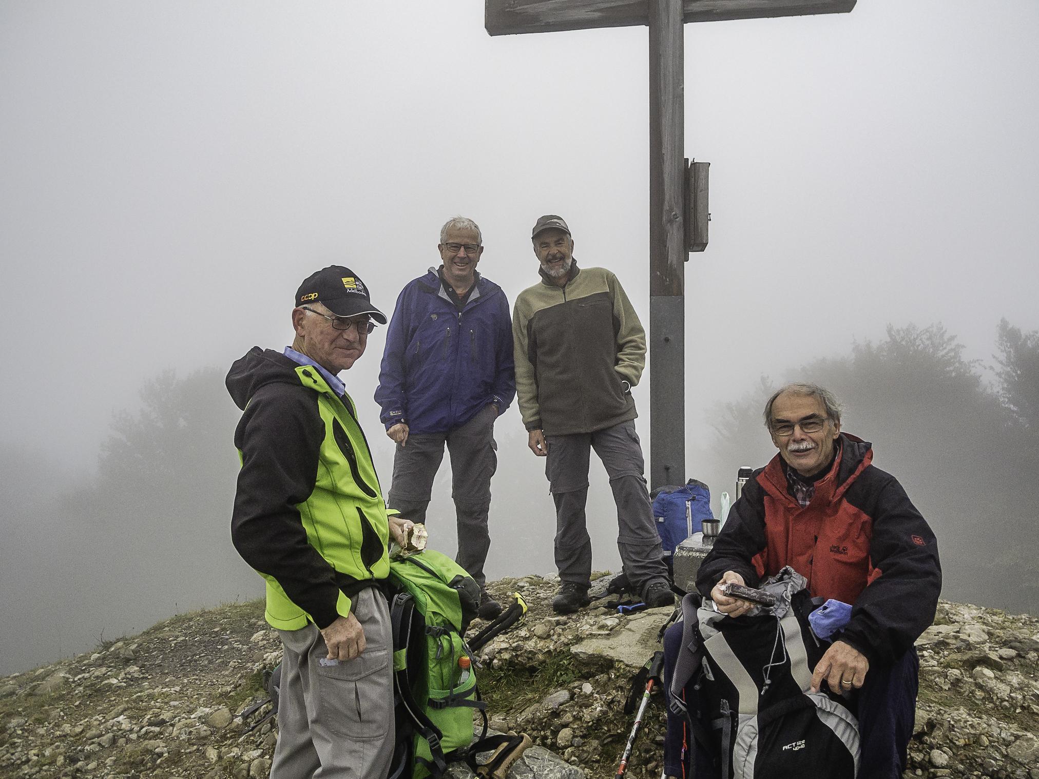 Entlang des Toggenburger Höhenweges