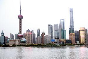 Skyline Pudong