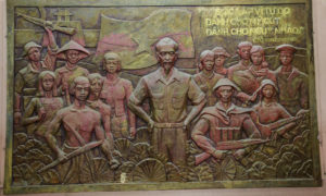 Kriegsheld Ho chi Minh