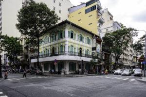 Häuser aus der Kolonialzeit