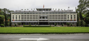 Gebäude der Wiedervereinigung