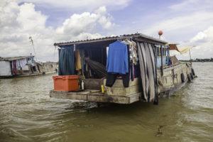 Vietnam Leben auf dem Mekong