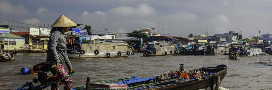 Ho Chi Minh City und der Süden