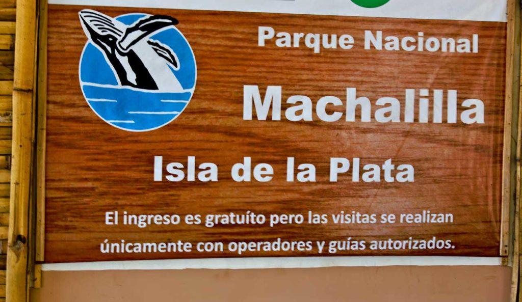 Isla de la Plata das kleine Galapagos